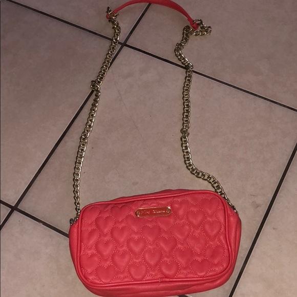 Betsey Johnson Handbags - Betsy Johnson body cross bag